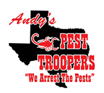 Andy's Pest Troopers Logo