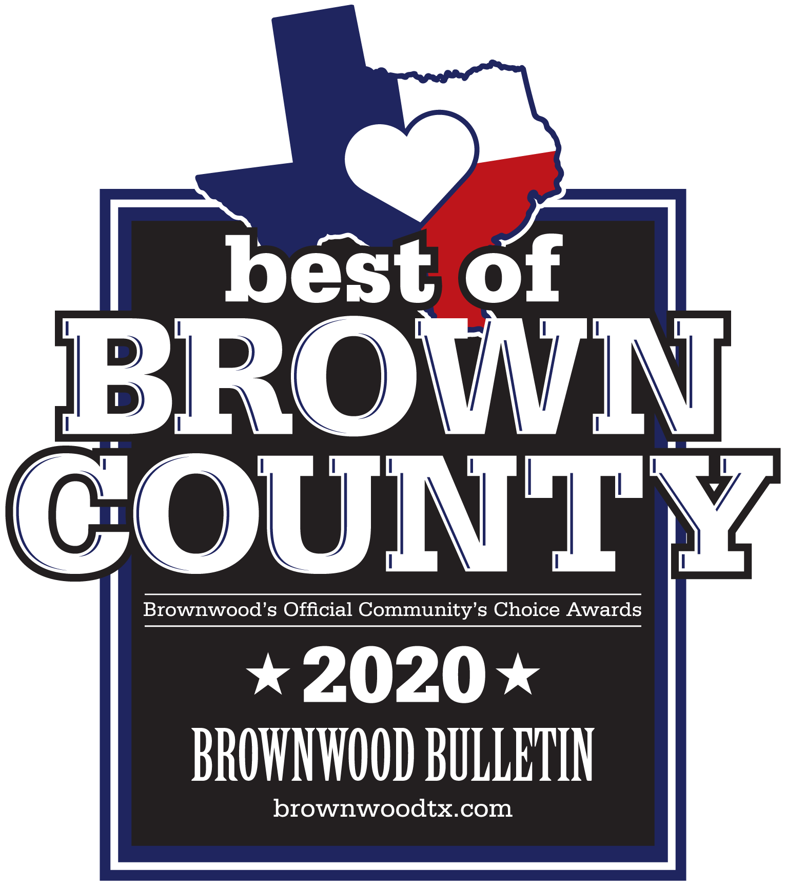Best of Brown County 2020